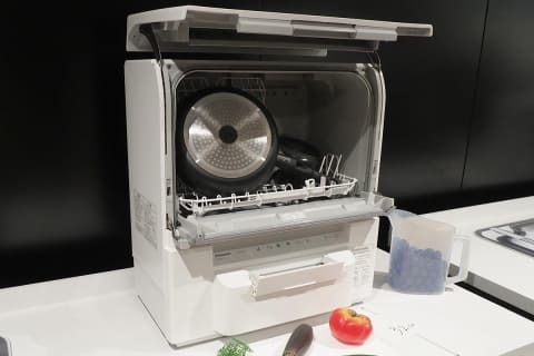 卓上型食器洗い乾燥機 NP-TSP1